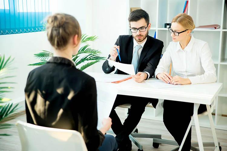 Собеседование у работодателя