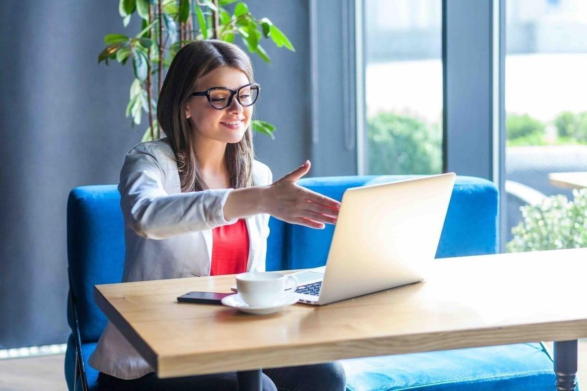 Онлайн-собеседование — то же самое, что официальна встреча